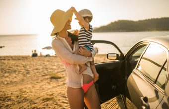 packing list for summer warm weather vacation with kids