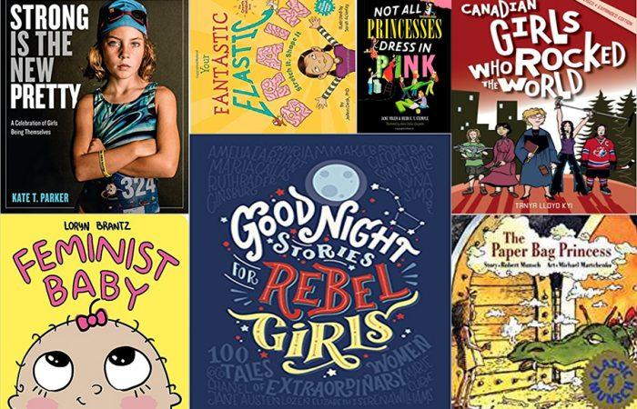 Best Books for Your Tiny Feminist