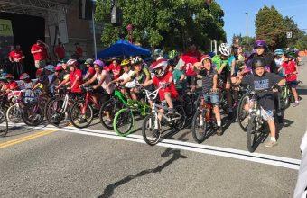 Vancouver Kids Bike Races