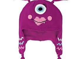Hanna Andersson Double Warm Monster Hat