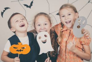 Halloween Kids Party Photo Booth