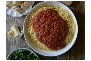 Marcella Hazan's Perfect Bolognese