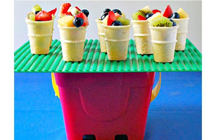 Colourful Creator Cones