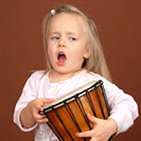 littlegirlwithdrum