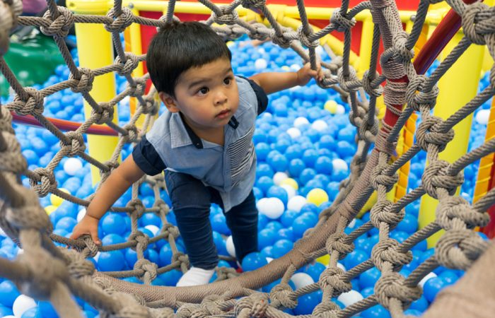 The Best Indoor Playgrounds in Toronto