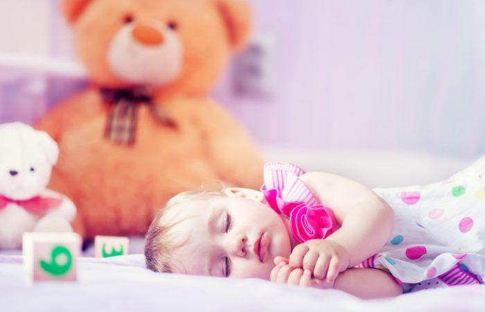 christmas baby sleep tips