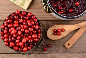 4 cranberry recipes