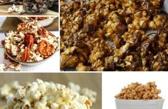 delicious popcorn recipes perfect for family movie night