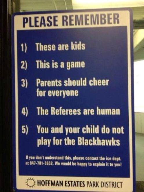 Hockey Rules