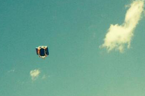 bouncey castle in the sky