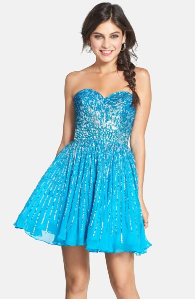 8d1d1ed28fd Grade 8 Grad Dress Shopping - SavvyMom