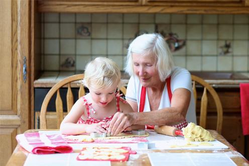 Grand news on grandparents