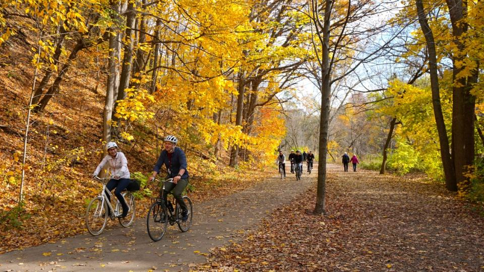 Lower Humber River Loop (Etienne Brule/Magwood/Home Smith Parks)