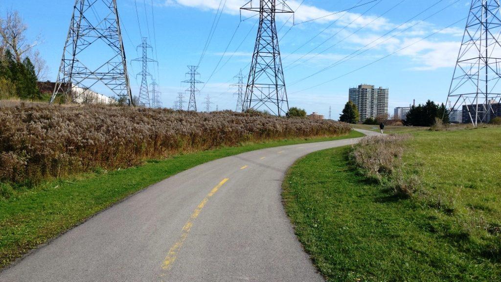 Finch Hydro Corridor Recreational Trail