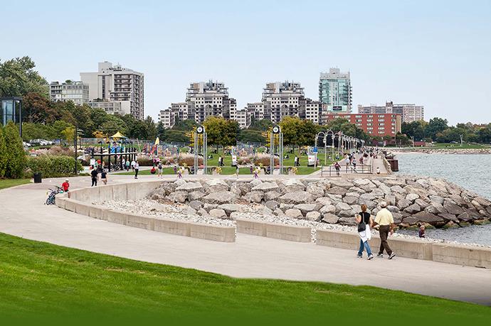 best picnic spot in Toronto Burlington Beach