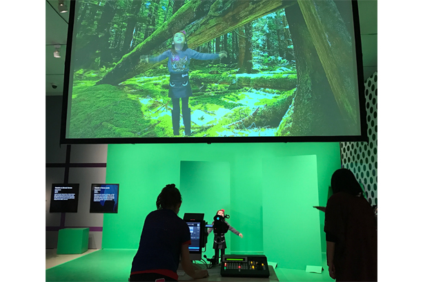 digiPlaySpace Inspires Creativity With Award-Winning Interactive Exhibition For Kids