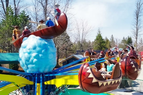 Map Of Canadas Wonderland 2017.A Comprehensive Guide To Canada S Wonderland With Little Kids Savvymom