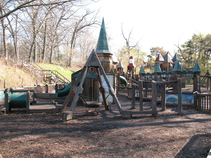 High Park Jamie Bell Playground