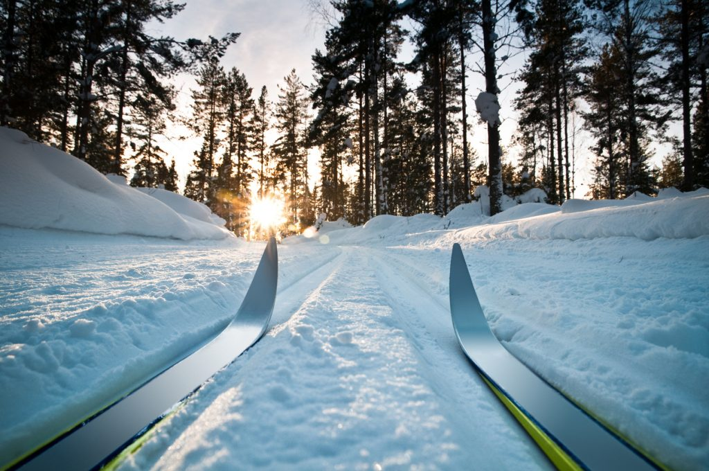 cross country skiing canada