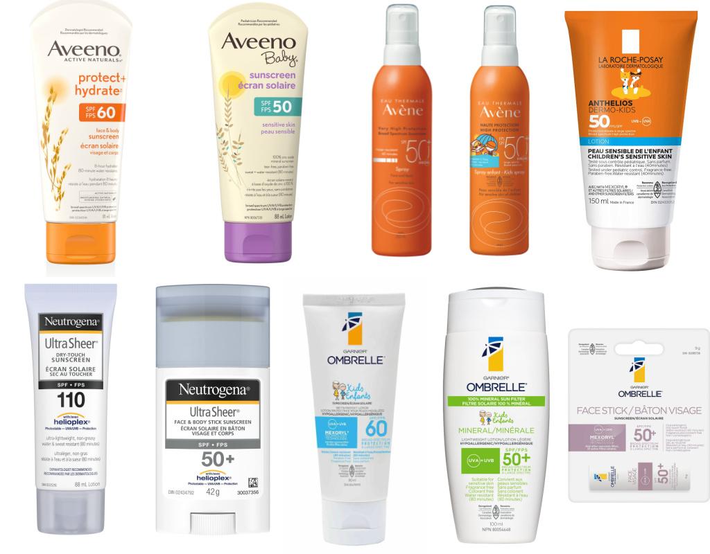 Best Sunscreen for Kids