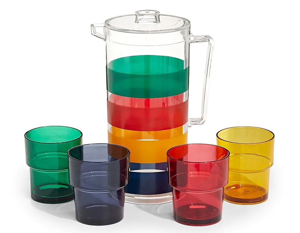 HBC Pitcher & Tumblers - Cottage Gifts