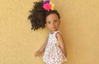 This Hamilton Mom Created a Line of Black, Biracial, and Diverse Dolls
