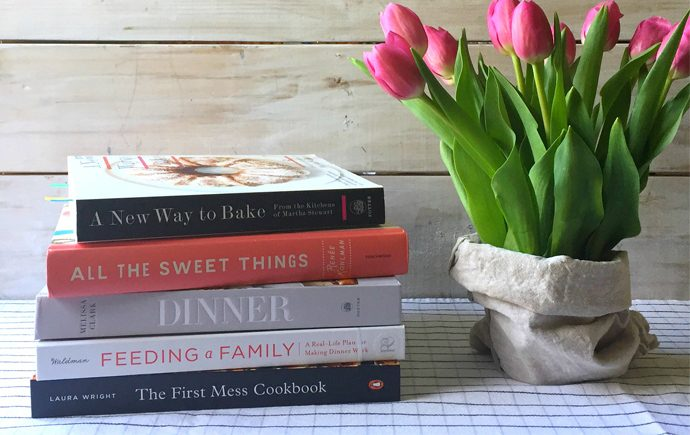 Five New Cookbooks We Can't Wait to Read