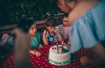 I Believe in Teaching Kids About Charity, Just Not on Their Birthdays
