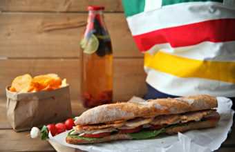 Canadian Clubhouse Sandwich - Full Size