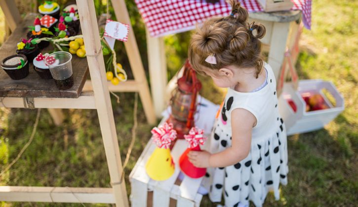 10 Simple Ideas for an Awesome Backyard Birthday Party ...