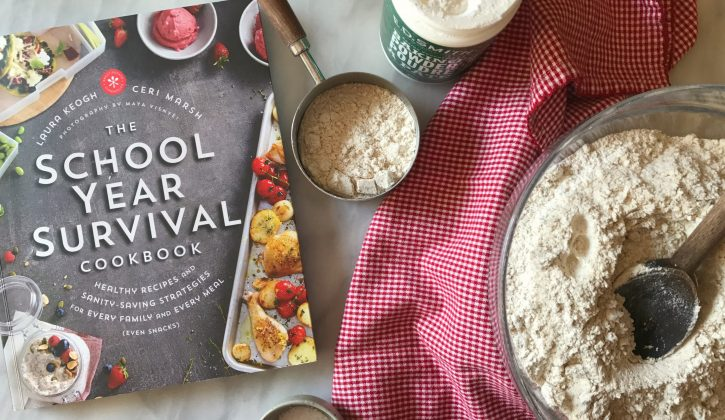 The School Year Survival Cookbook - Full Size