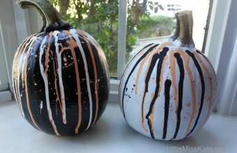 Pumpkin Decorating Ideas - Painted Pumpkins 5