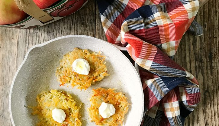potato pancake recipe