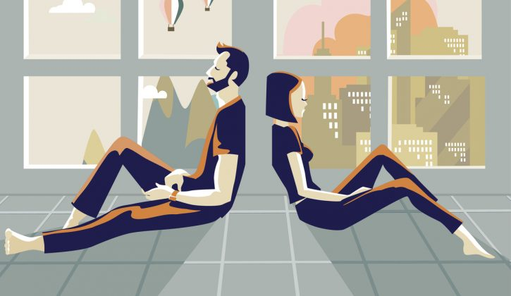 Coping with Infidelity, Part 3: Faking My Way Through a