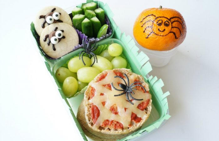 Spider lunch_features