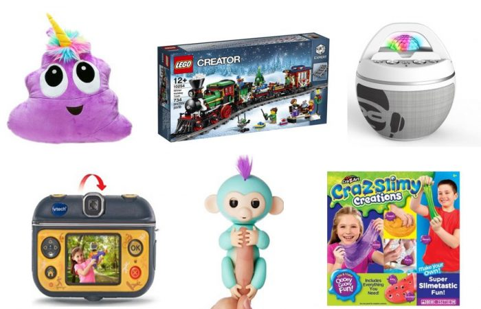 The Best Toys & Gifts For School-Aged Kids 2017