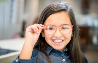 tips for when your kids get glasses for the first time