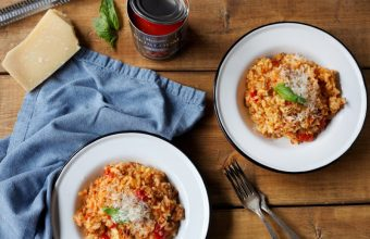Instant Pot Risotto - Branded