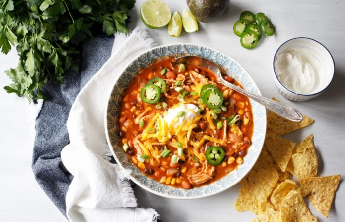 Chicken Taco Soup - Unbranded