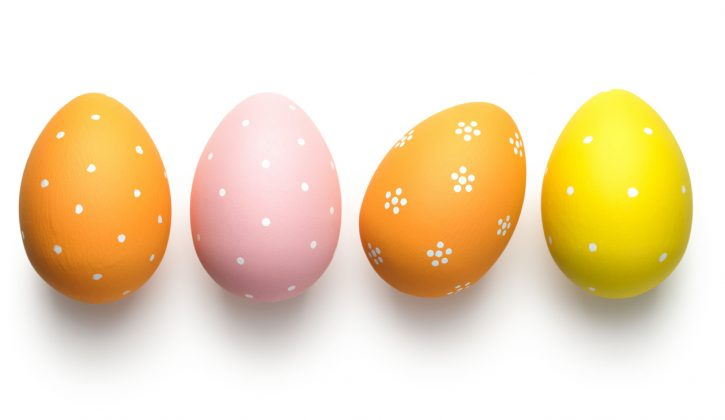 What to hide other than chocolate easter eggs