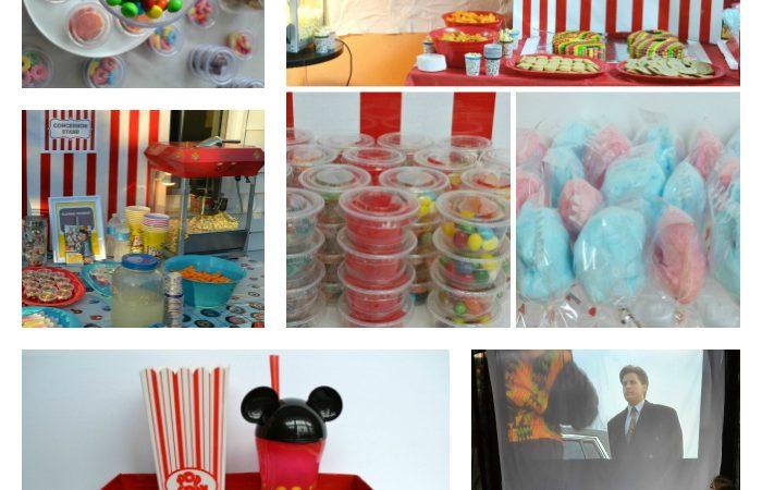 diy parties_movie night_square
