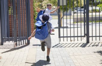 Worst End of School Year Parent