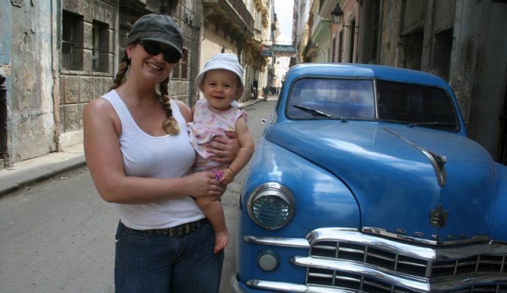 Travel with a Baby