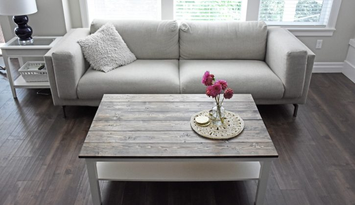 brand new a1ed6 dc734 DIY IKEA Coffee Table Hack - SavvyMom