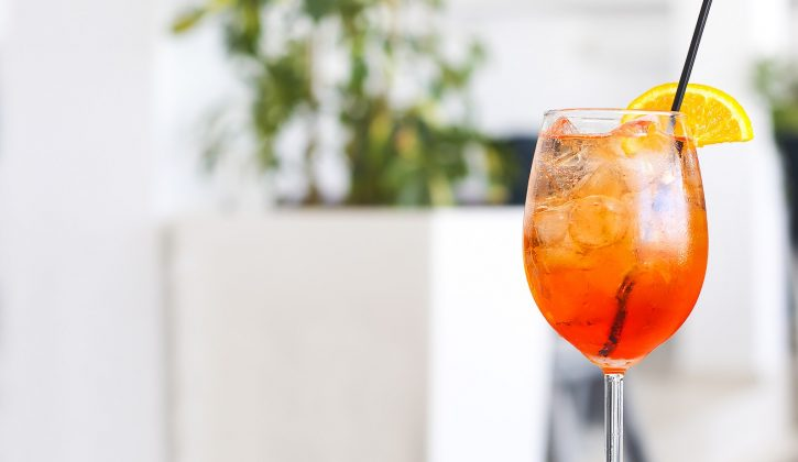 Cheers with a Spritz!