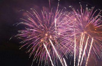 Canadas Wonderland Fireworks