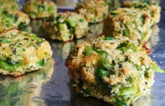 Broccoli Cheddar Patties
