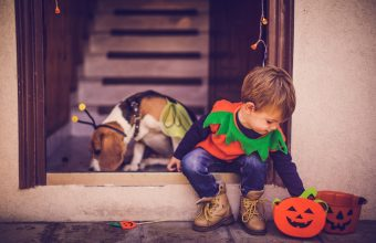 Save Money on Halloween Costumes for Kids