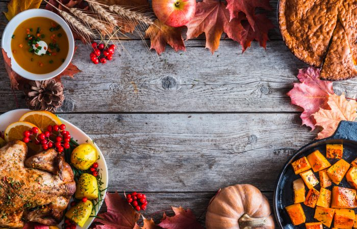 How to Get the Timing Right for Thanksgiving Dinner