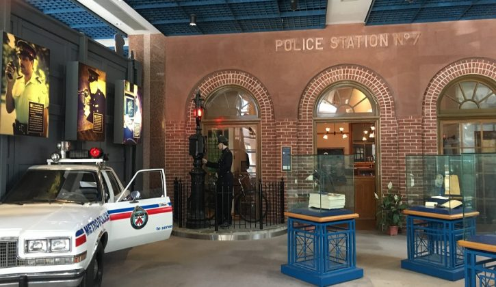 Toronto Police Museum and Discovery Centre